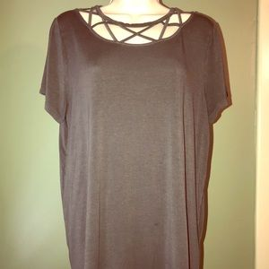 American Eagle Soft and Sexy Blouse Size XL NWOT